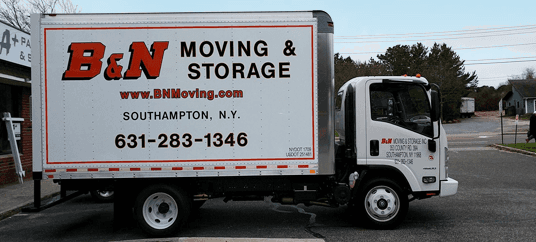 B&N Moving & Storage
