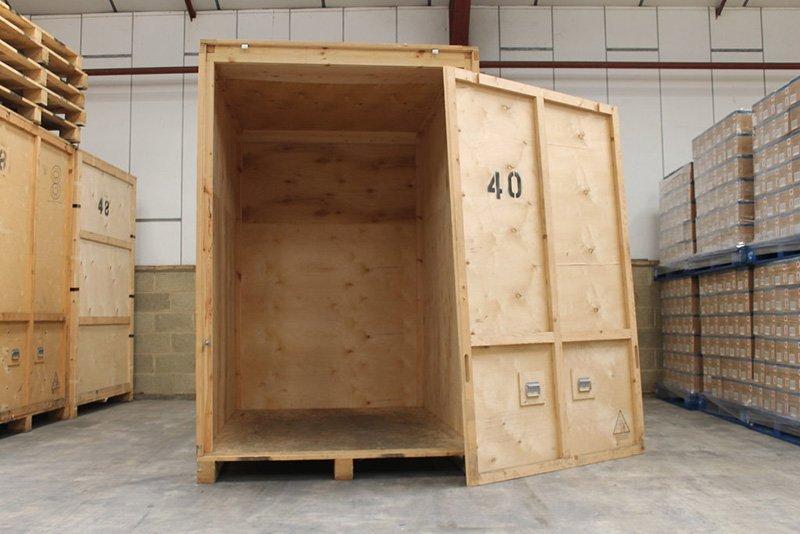 B&N Moving & Storage - Storage Facility