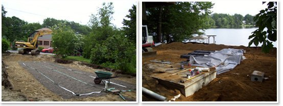 Septic Systems - Worcester, MA - Barrows Construction