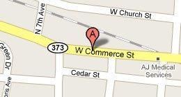 The Floor Shop - 656 West Commerce St. Lewisburg, TN