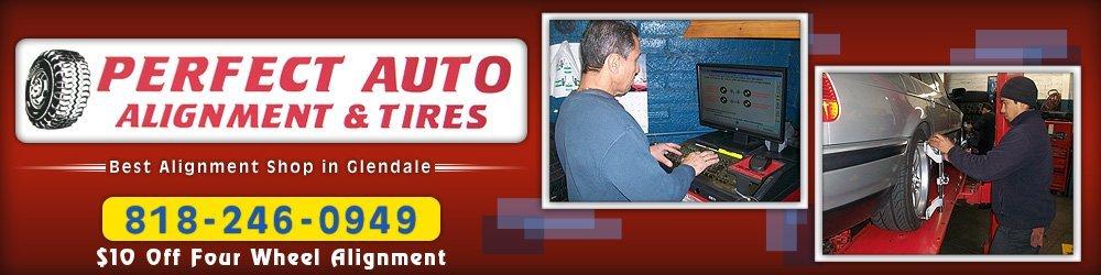 Wheel Alignment, Tire & Auto Repair | Perfect Auto | Glendale, CA