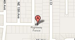 Rightway Fence Inc - 3131 NE 16th Ave Ocala, FL 34479
