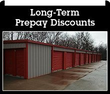 Commercial Warehouse Storage - Manhattan, KS - CATS Rentals