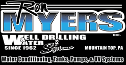 Ron Myers Well Drilling - Logo