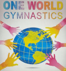 One World Gymnastics - Logo