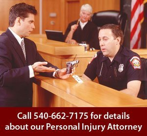 Lawyer - Winchester, VA - Clinton R. Ritter Attorney At Law - Call 540-662-7175 for details about our Personal Injury Attorney