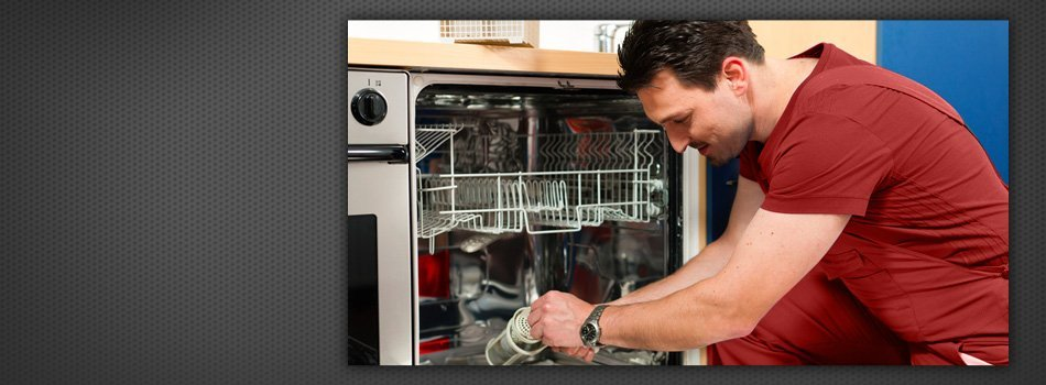 Kitchen appliance repair in the