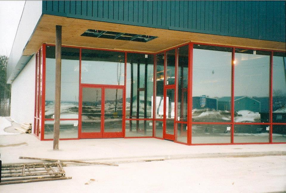 Commercial Storefront Glass Door Services Stow Oh