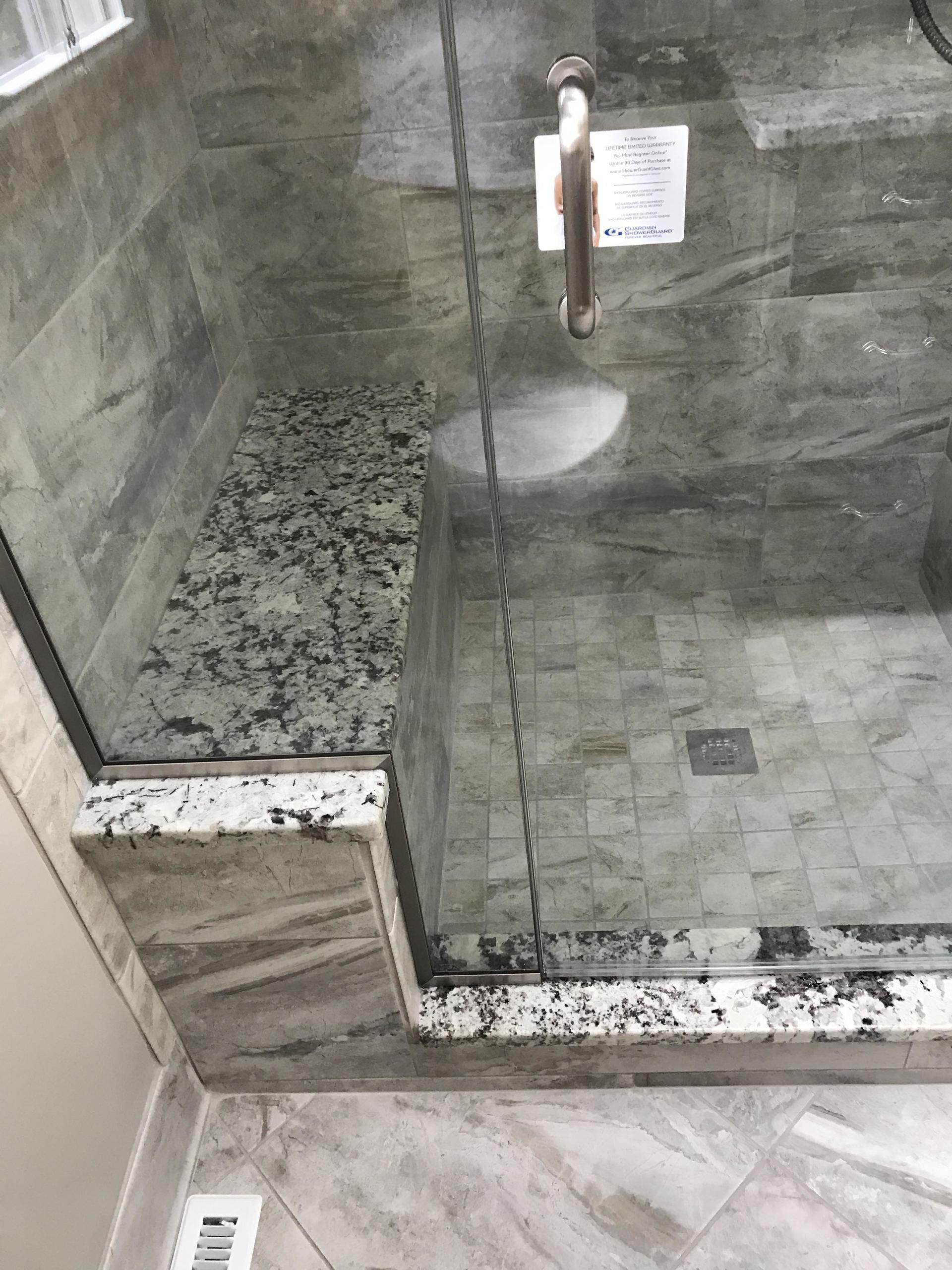 doors uncategorized angled chrome of full size tucson az images splendor design dreaded shower sweep replacement door