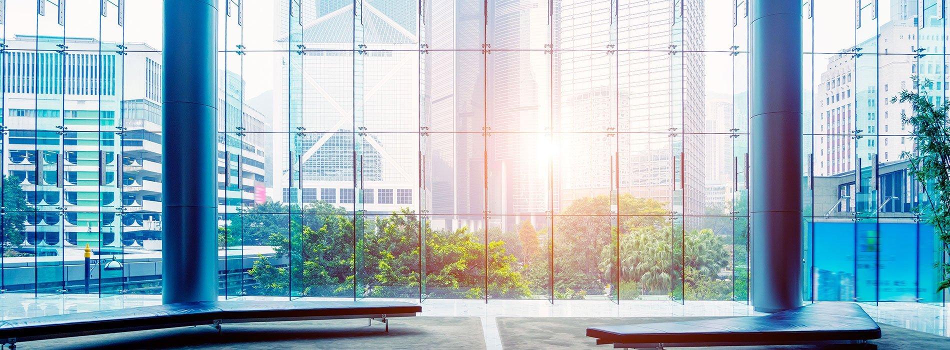 commercial glass design