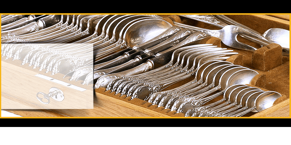 Silver Flatware | Wesley Chapel, FL | Cash For Gold | 813-727-5779