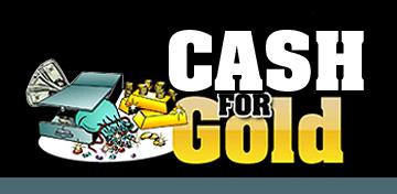 Cash For Gold Logo