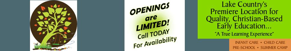Christian Child Care | Oconomowoc, WI | Abundant Life Christian Child Care | 262-965-2285