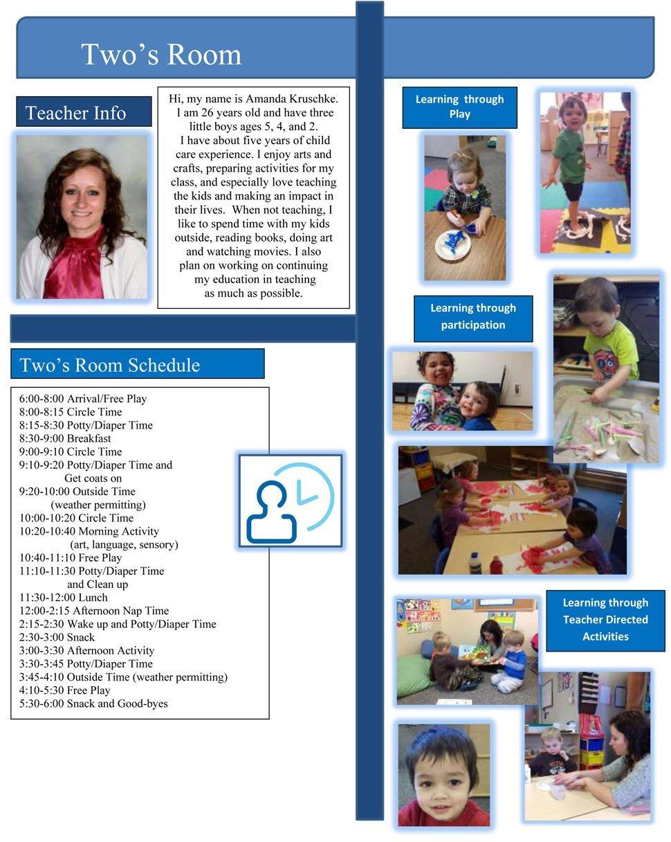2's & 3's   Oconomowoc, WI   Abundant Life Christian Child Care   262-965-2285