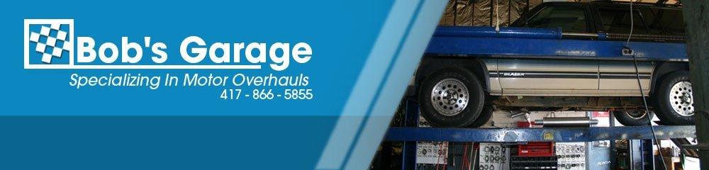 Engine Overhaul - Springfield, MO - Bob's Garage