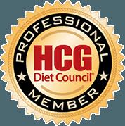 HCG diet council logo