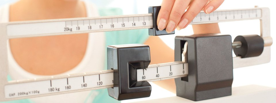 Weight measuring