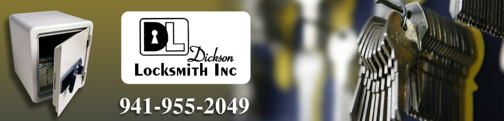 Locks And Locksmiths - Sarasota, FL - Dickson Locksmith Inc