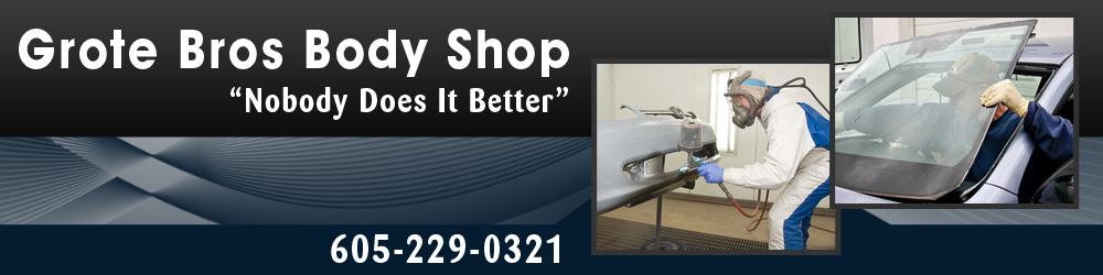 Auto Repair - Aberdeen, SD - Grote Bros Body Shop