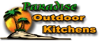 Paradise Outdoor Kitchens - Logo