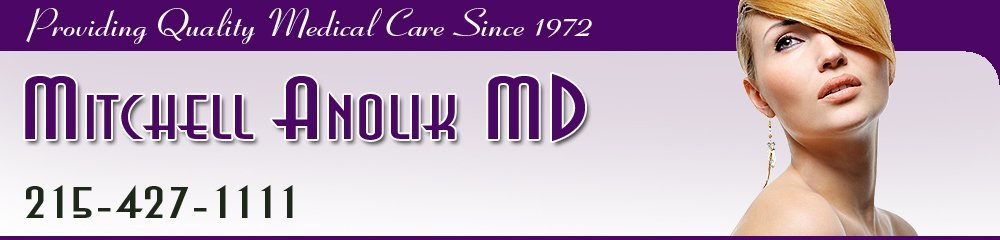 Dermatology Clinic - Philadelphia, PA - Mitchell Anolik MD