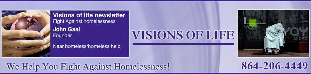 Homeless Service Allentown, PA - Visions of Life