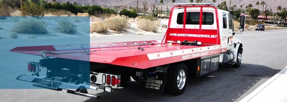 Roadside Assistance | Palm Springs, CA | Dave's Towing Service | 760-322-5441