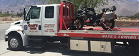 Tramview Industrial Park | Palm Springs, CA | Dave's Towing Service | 760-322-5441