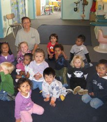 pre school - Fallbrook, CA - A Creative Beginning PreSchool - Children