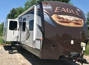 2013 Jayco Eagle 328RLTS
