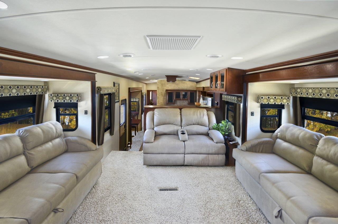 RV Interior