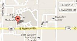 Dr. Edward E. Kelly DPM 1760 East Florence Boulevard Suite 160 Casa Grande, AZ 85122
