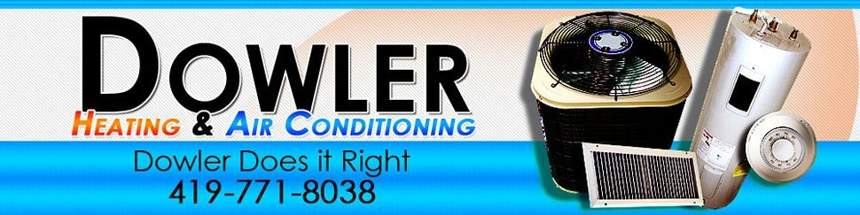 Dowler Heating & Air Conditioning | Convoy, OH | 419-771-8038