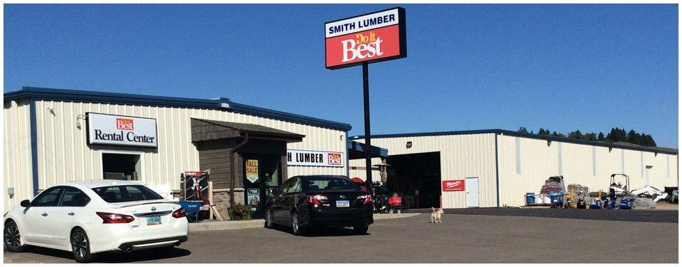 Smith Lumber Company exterior