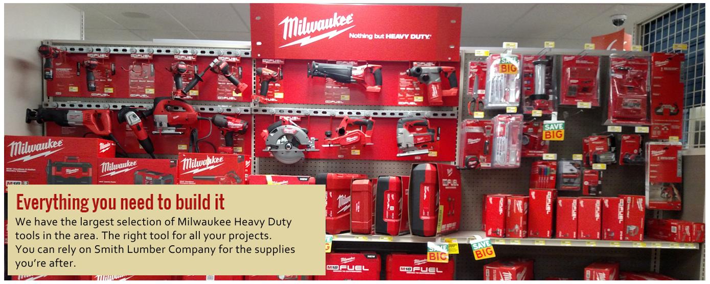Milwaukee heavy duty tool