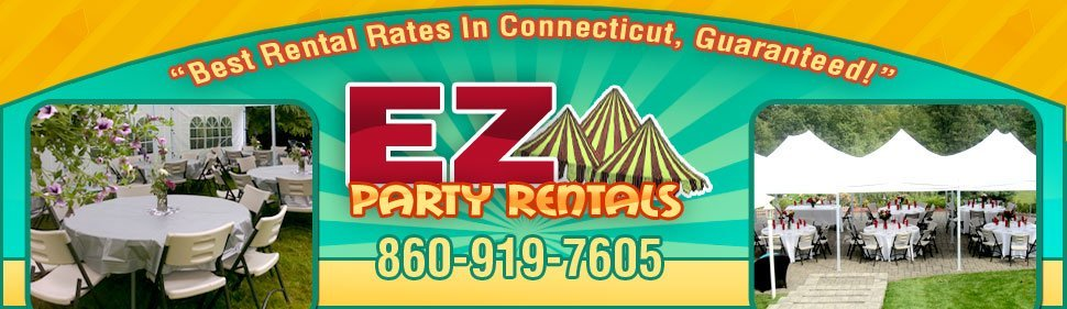 EZ Party Rentals - Party Rentals  - Marion, CT