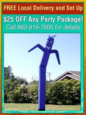 Rental Services - Marion, CT - EZ Party Rentals