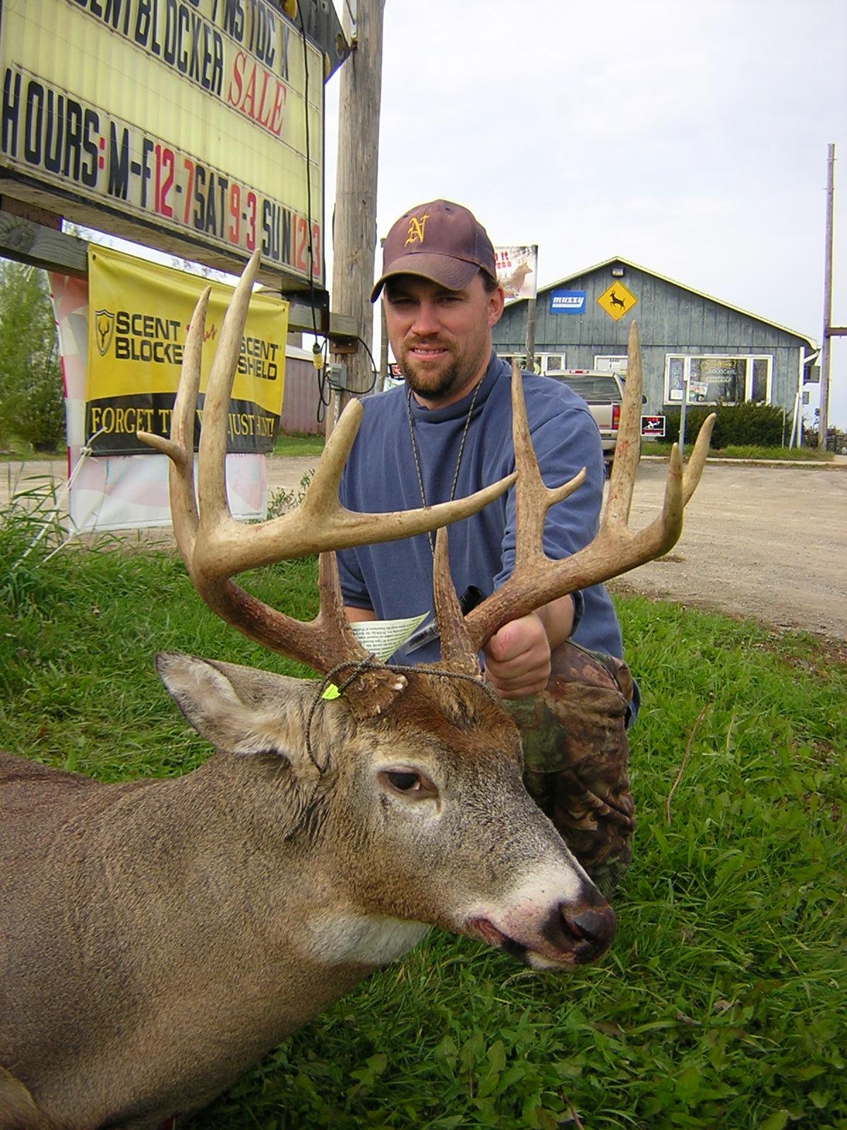 Hunting Big Buck
