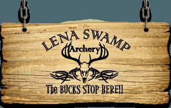 Lena Swamp Archery - Logo