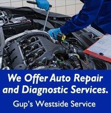 Engines - Racine, WI - Gup's Westside Service