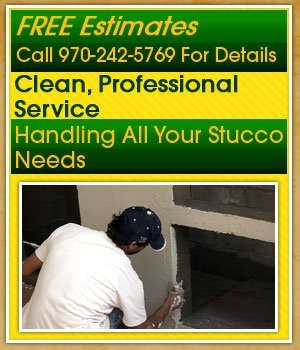 Stucco Repair - Grand Junction, CO - Quality Stucco West