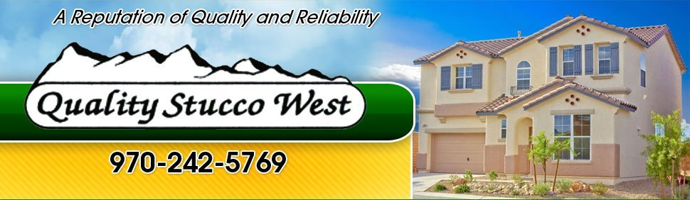Quality Stucco West - Stucco Contractor - Grand Junction, CO