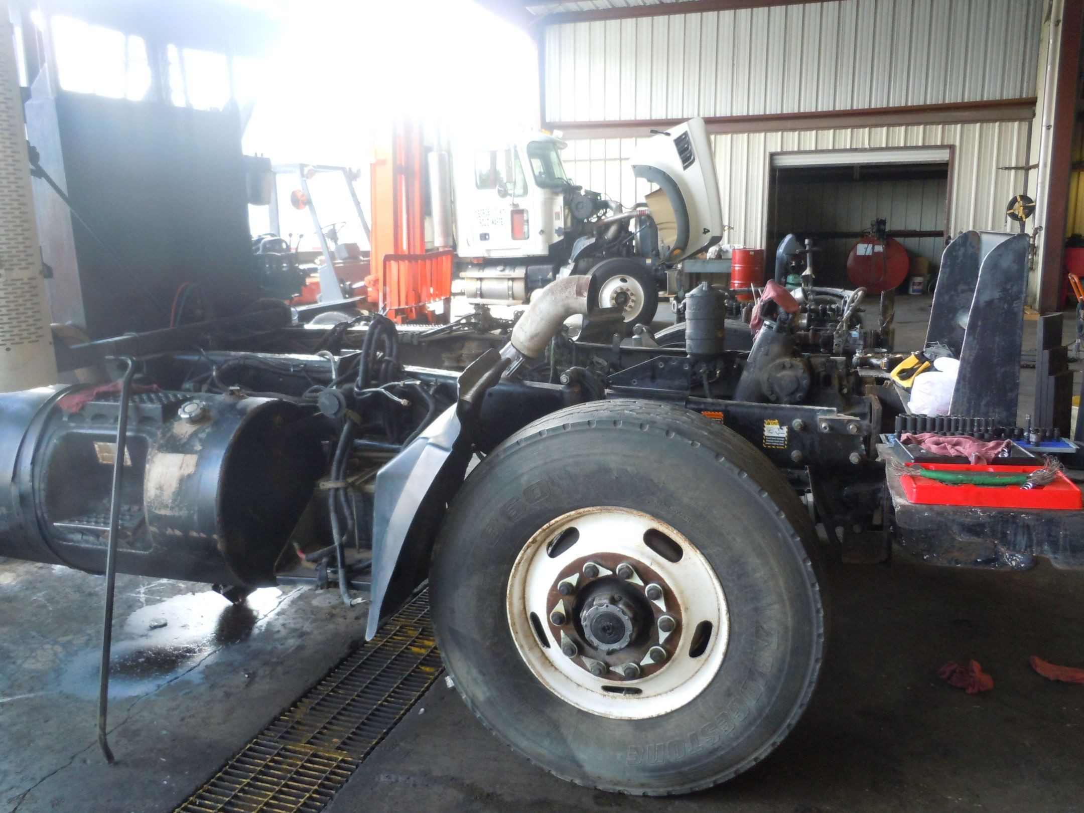 RD688S Repair Projects