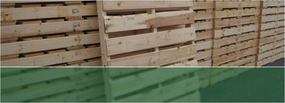 Heat Treated Pallets | Howard Lake, MN | General Pallet Inc | 320-963-6653