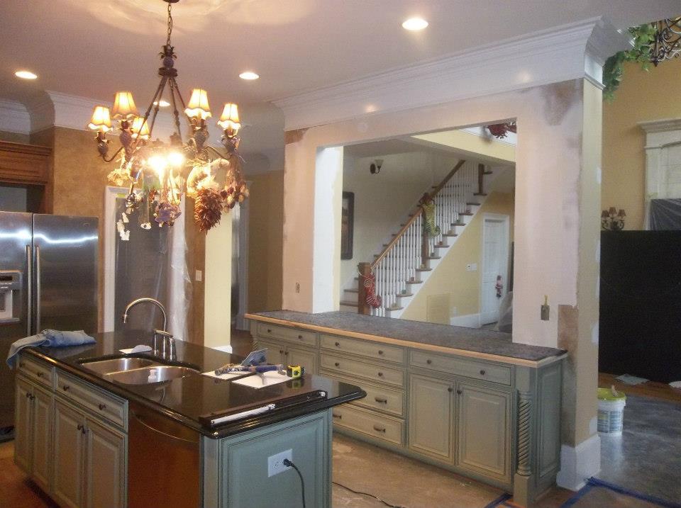 Interior Remodeling Kitchen Remodeling Forsyth GA - Bathroom remodel macon ga
