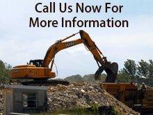 Excavation Services - Ripon, WI - Novak Excavating Inc