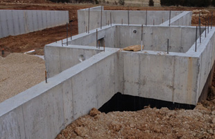 Foundation Work | Bonne Terre, MO | AAC Concrete Construction LLC | 573-358-0532