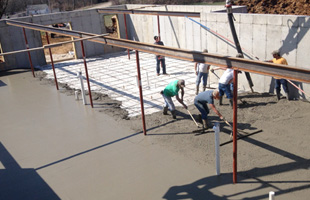 New Construction | Bonne Terre, MO | AAC Concrete Construction LLC | 573-358-0532
