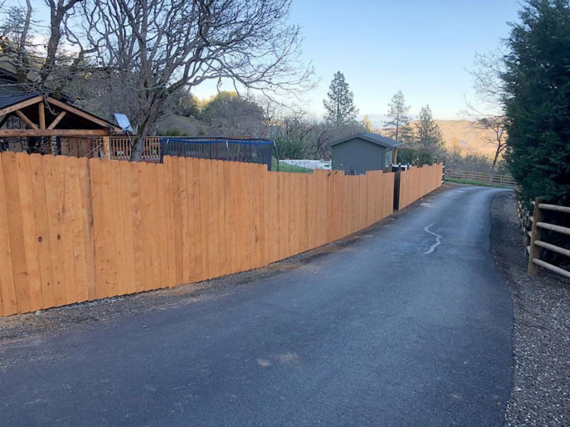 Homeland Fencing Fence Contractor Eagle Point Or