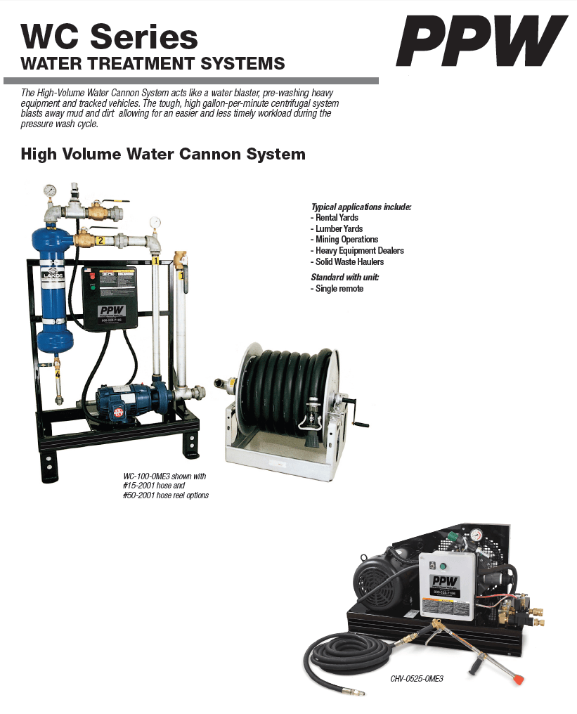 Pressure Washers | Pressure Washing Equipment | Portage, PA